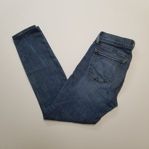 Gap 27 Short Legging Denim Jeans